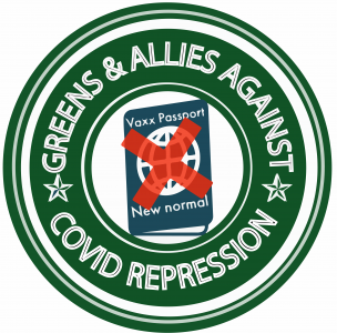 Greens and Allies Against COVID Repression